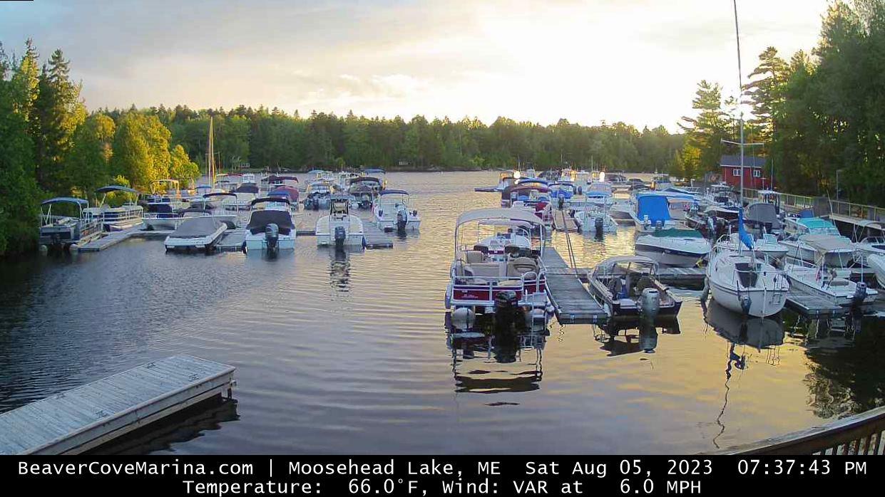 Beaver Cove Webcam